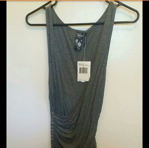 Grey dress , size S but is more medium